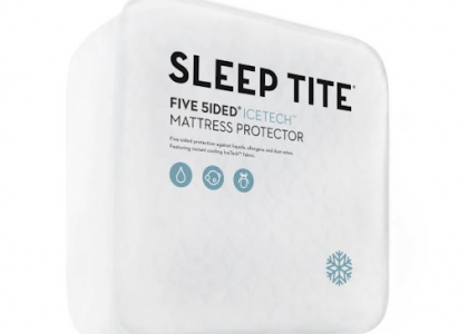 Five Sided Ice Tech Mattress Protector