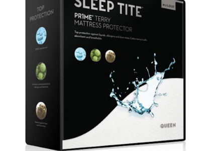 Prime Terry Mattress Protector