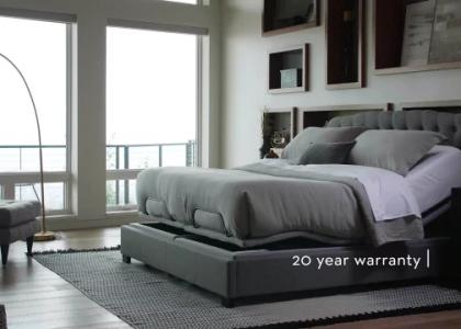 Platinum Adjustable Bed Sleep System